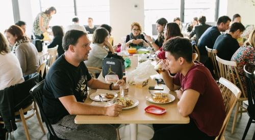 Comedor en Adevinta