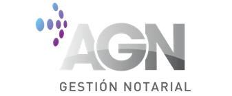 Logo AGN Gestión Notarial