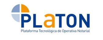 Logo Plataforma Tecnólogica de Operativa Notarial