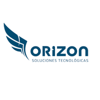 Logo ORIZON soluciones tecnologicas